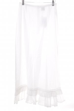 Noa Noa Flared Skirt natural white Boho look