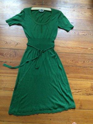 NOA NOA grünes Kleid, Sommerstrick