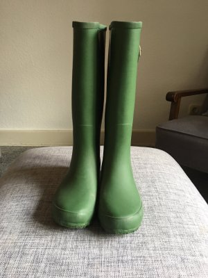 Noa Noa Gummistiefel in Größe 39, grün