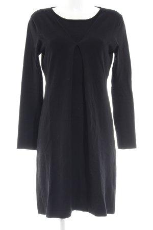 Noa Noa Jerseykleid schwarz Casual-Look