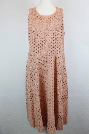 NOA NOA Kleid dress Gr. L nude rosé Vintage Neu mit Etikett