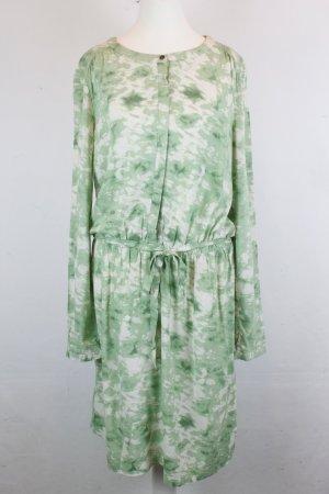 NOA NOA Kleid Gr. XL creme grün NEU (MF/R)