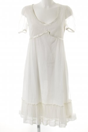 Noa Noa Shortsleeve Dress natural white elegant