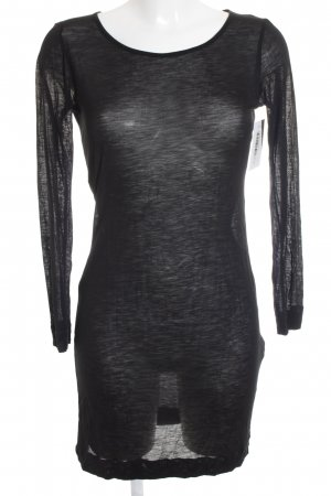 Noa Noa Longtop schwarz minimalistischer Stil