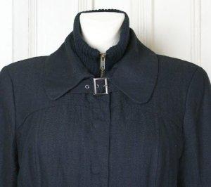 NOA NOA Mantel, schwarz, in L, wenig getragen, sehr guter Zustand, schimmernd, Smok