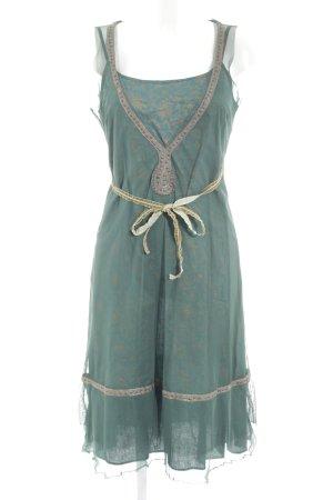 Noa Noa Maxi-jurk bloemenprint extravagante stijl