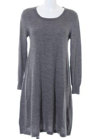 Noa Noa Abito maglione grigio stile casual