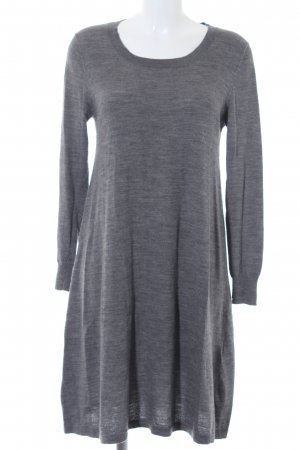 Noa Noa Sweater Dress grey casual look