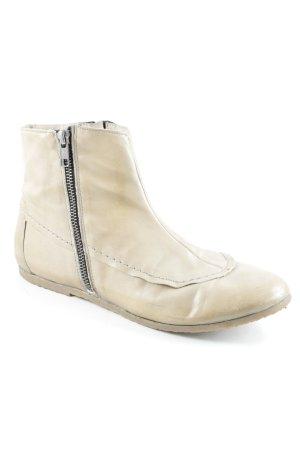 Noa Noa Reißverschluss-Stiefeletten camel Casual-Look