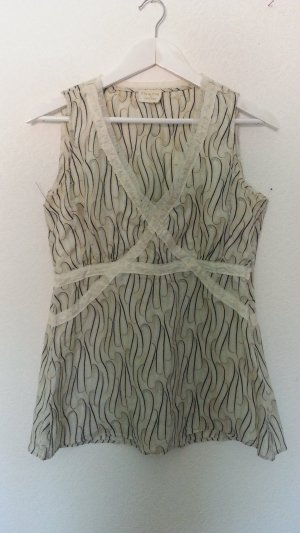 NOA NOA Seidenoberteil Paisley vintage - einfach schön Gr. 38/ M