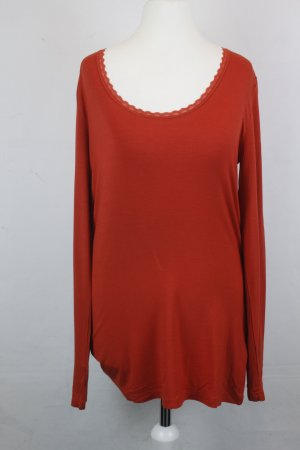 NOA NOA Shirt Longsleeve  Gr. XL rust Neu mit Etikett