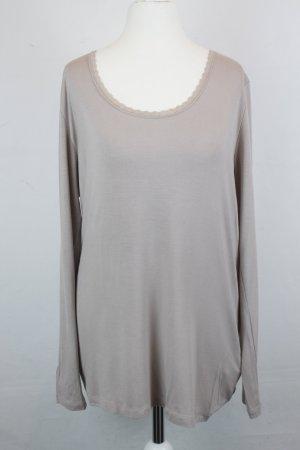NOA NOA Shirt Longsleeve Gr. XXL beige NEU