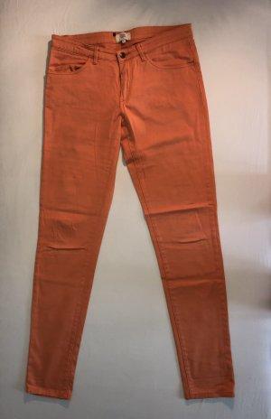 Noa Noa Pantalone cinque tasche arancione