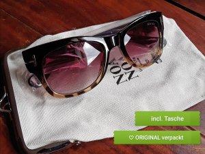 NOA NOA Sonnenbrille original verpackt 100% UV Schutz schwarz braun