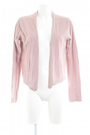 Noa Noa Strick Cardigan rosa Business-Look