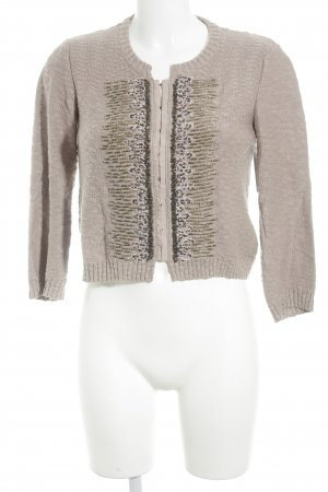 Noa Noa Strickjacke altrosa Casual-Look