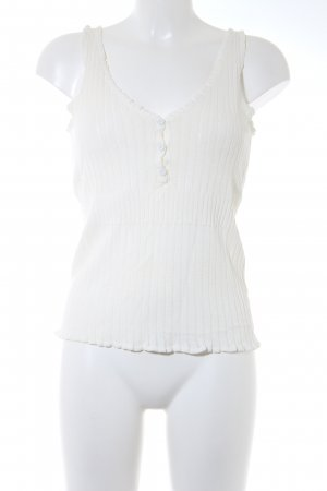 Noa Noa Knitted Top cream casual look