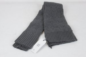 Noa Noa Legwarmers dark grey mixture fibre