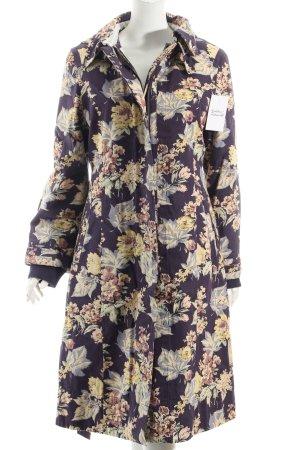 Noa Noa Between-Seasons Jacket flower pattern extravagant style