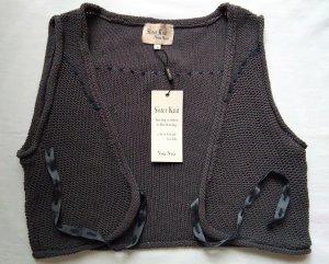 "Noa Noa Vintage Bolero ""Sister Knit"" Gr. L"