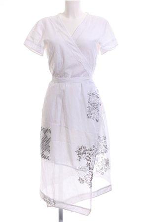 Noa Noa Wraparound white simple style
