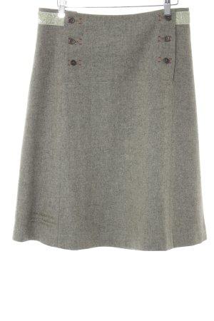 Noa Noa Wool Skirt multicolored country style