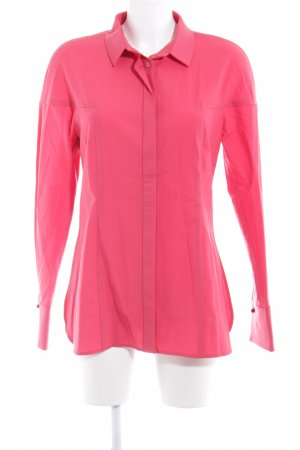 Nobi Talai Long Sleeve Blouse salmon business style