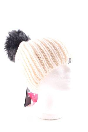 Nobis Sombrero de punto punto trenzado look casual