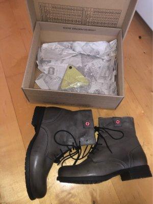 Nobrand Botas bajas negro-marrón