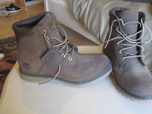noch nie getragene Timberland Boots
