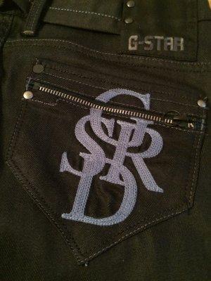 Noch ungetragen: Schwarze Jeans von G-Star in Größe 29