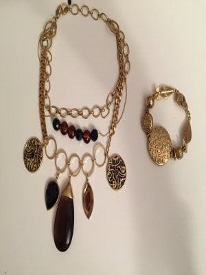 Pilgrim Collar estilo collier multicolor