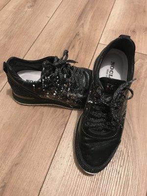 NoClaim Sneaker schwarz