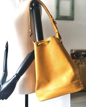 Noe Epi Gelb Louis Vuitton Tasche