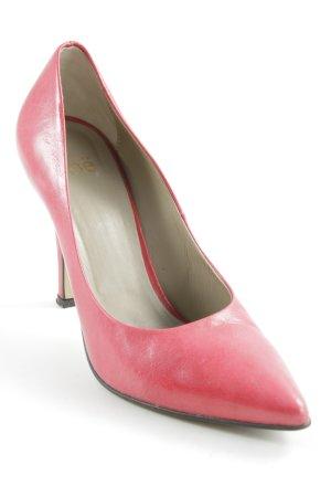 Noe High Heels hellrot Elegant