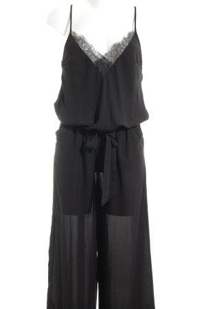 Noir Jumpsuit schwarz Elegant