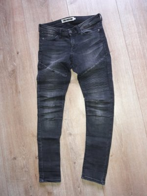 noisy may biker jeans gr. 28 = 38