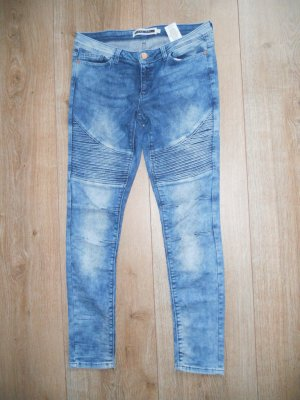 Noisy May Biker Jeans Stretch Gr. 32 = 44