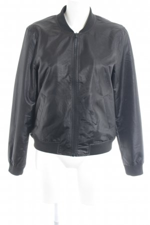 Noisy May Blouson schwarz Casual-Look