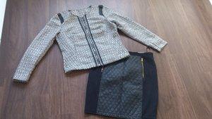Noisy may by Vero Moda Blazer Gr. L/40 Jacke Jacket Capo Pu-Leder Büro business