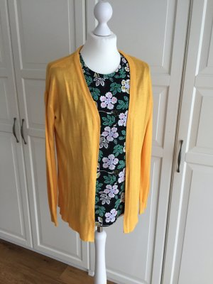 Noisy May Cardigan gelb 38