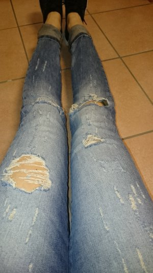 Noisy may destroyed Jeans skinny fit Gr. 36