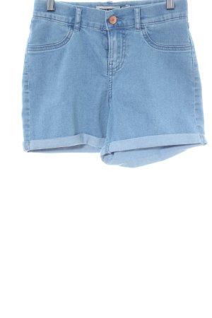 Noisy May High-Waist-Shorts himmelblau Beach-Look