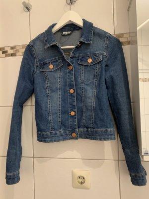 Noisy May Veste en jean bleu