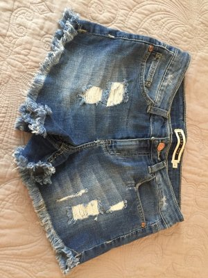 Noisy May Pantaloncino di jeans blu