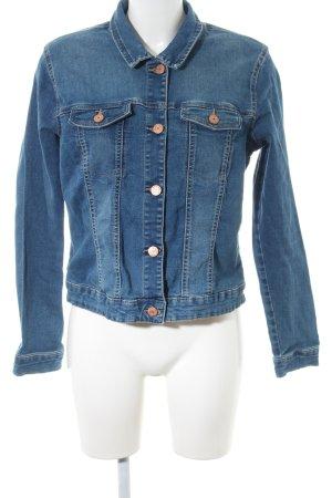 Noisy May Denim Jacket blue casual look