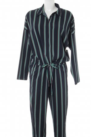 Noisy May Jumpsuit Streifenmuster Street-Fashion-Look