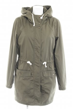 Noisy May Lange Jacke mehrfarbig Military-Look