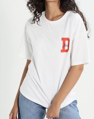 Noisy May NMFrankie T-Shirt print 38 D Denim Love Junkie Statement