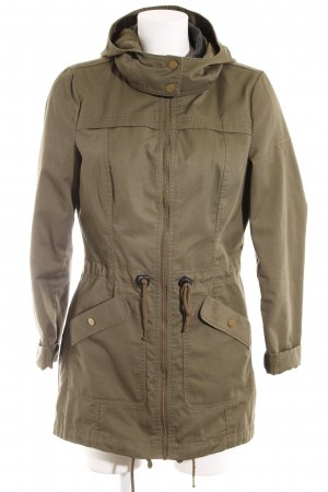 Noisy May Parka olivgrün Casual-Look